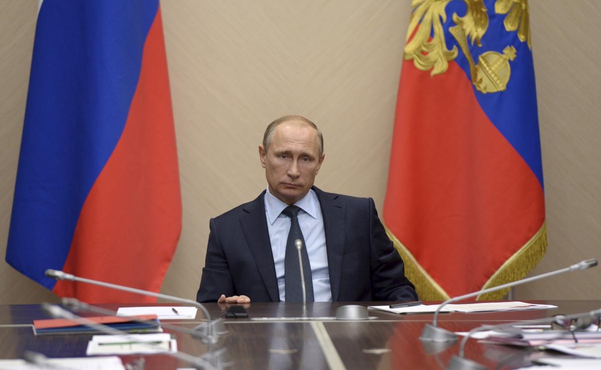 Vladimir Putin Assad Syria Isis