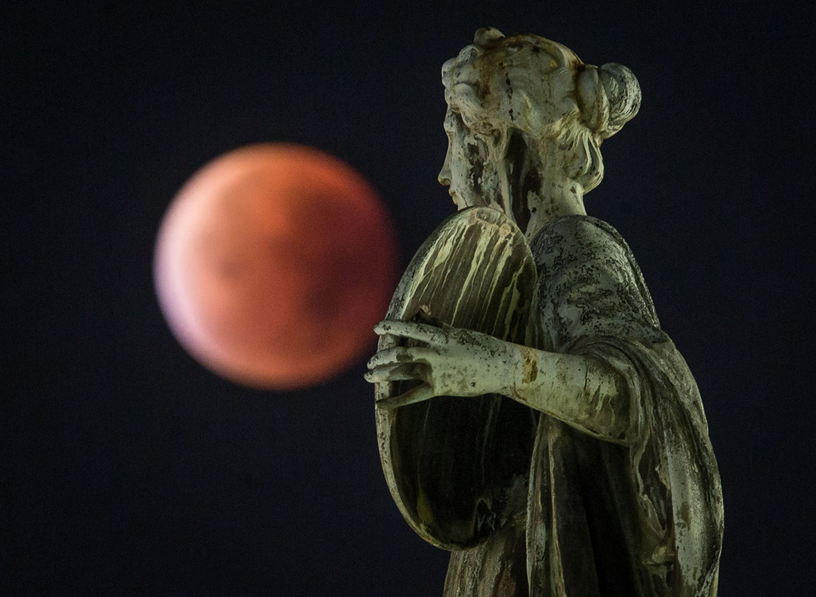 blood moon eclipse germany - photo #29