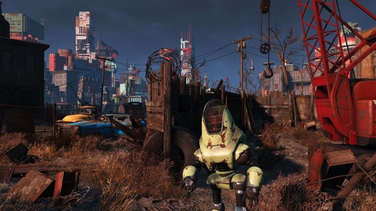 Fallout 4: Xbox One users will need 28GB space to download