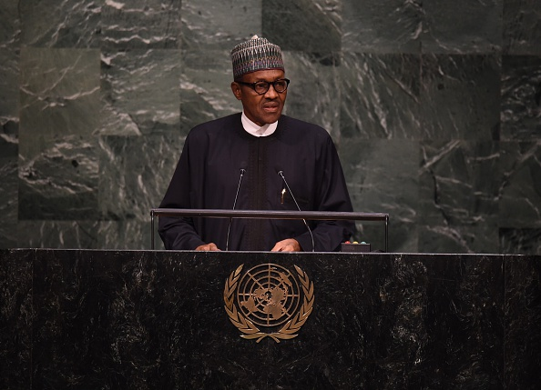 Buhari United Nations