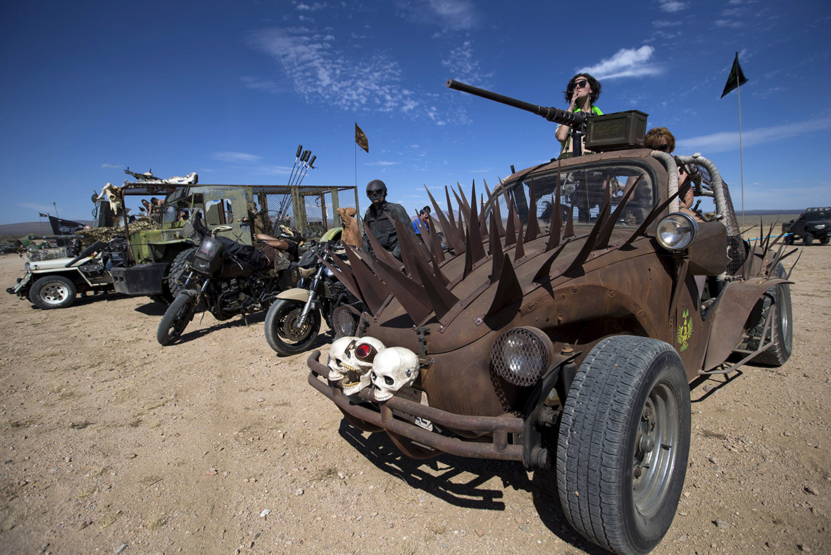 Wasteland Weekend 2015 photos