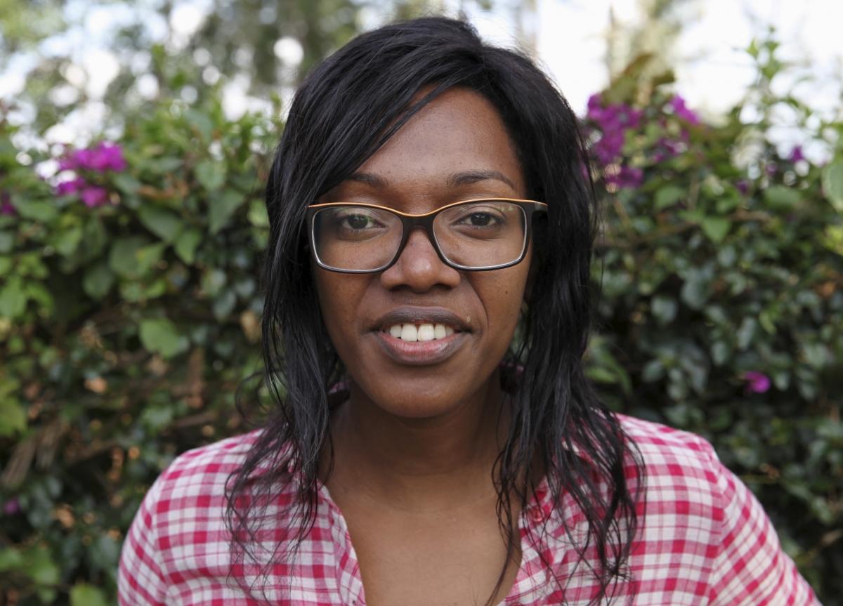 Kenya's famous transgender campaigner