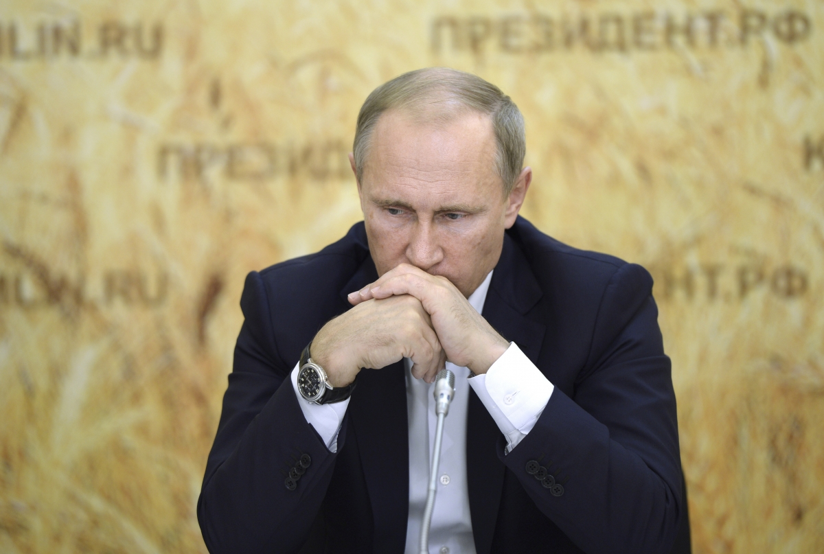 Putin Syria Obama Russia