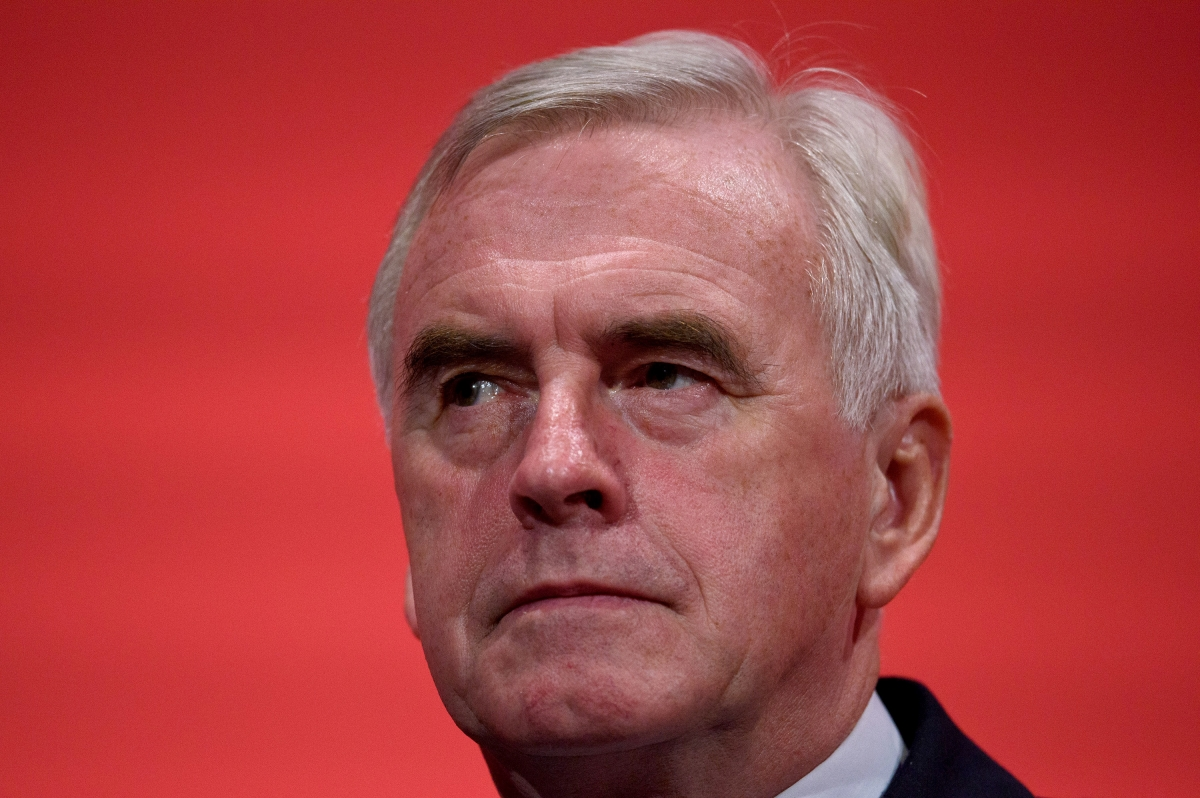 Labour: <b>John McDonnell</b> unveils 'radical departure' from neoliberal economics ... - labour-shadow-chancellor-john-mcdonnell