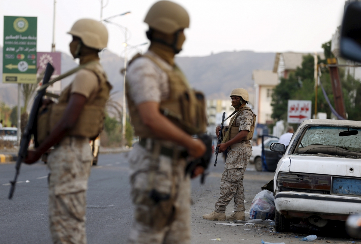 Yemen Saudi airstrikes