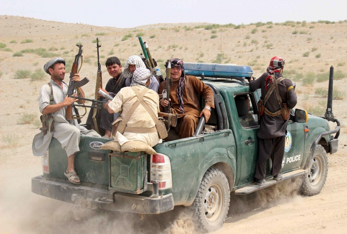 Afghan forces resume offensive operations after govt