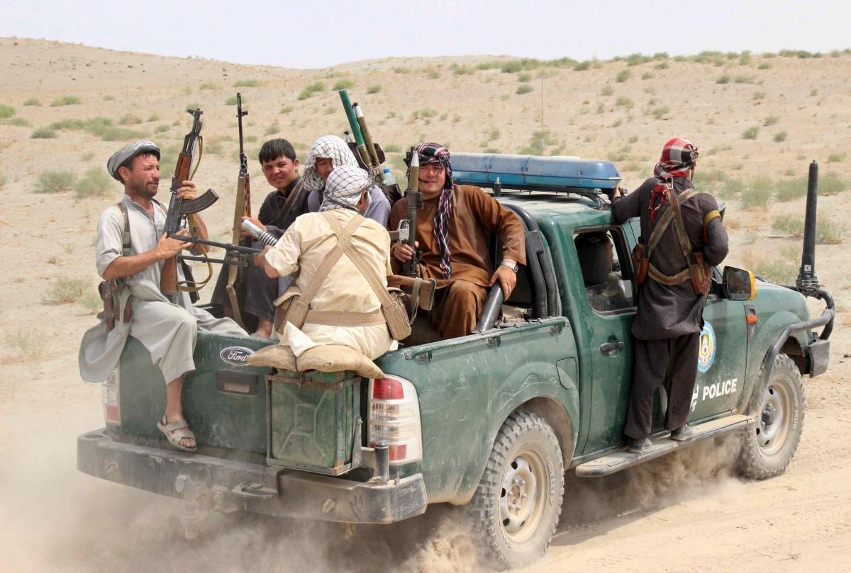 Afghan Taliban insurgency
