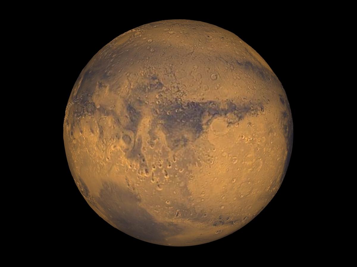 Terra Meridiani, Mars