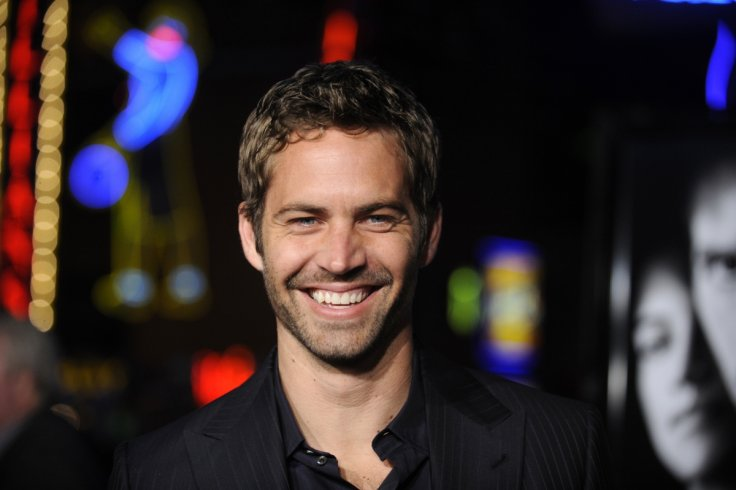 Paul Walker Smile Fast And Furious