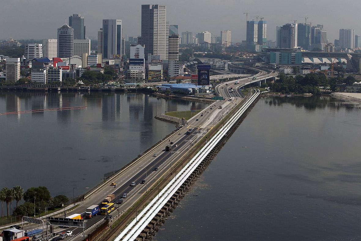 Indonesia fire Singapore smoke haze