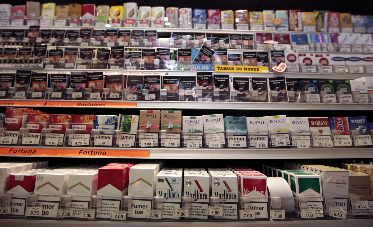 Japan Tobacco could acquire Santa Fe Natural Tobacco this week for about $5bn