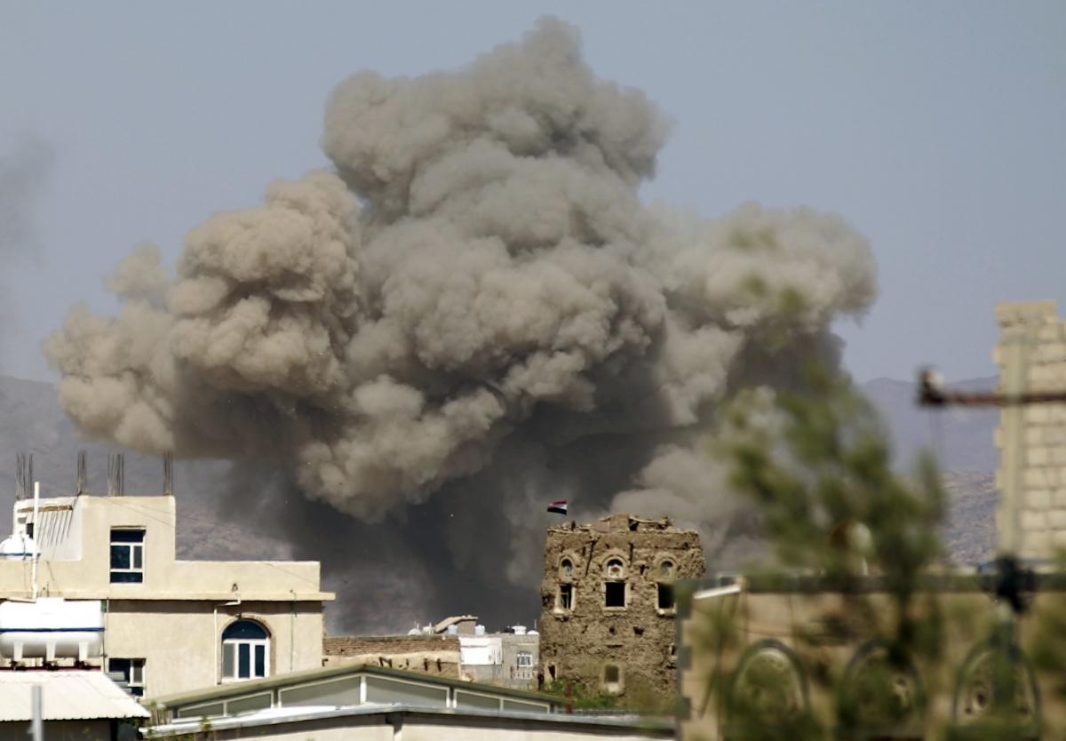 Yemen Saudi Houthis