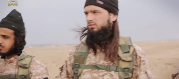 Maxime Hauchard ISIS recruit