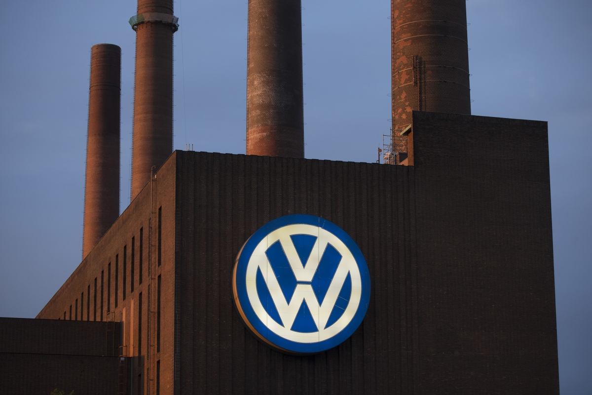 Volkswagen power plant, Wolfsburg