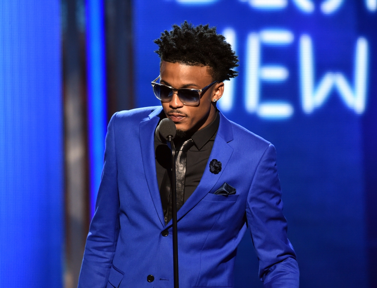 August Alsina In Conce...