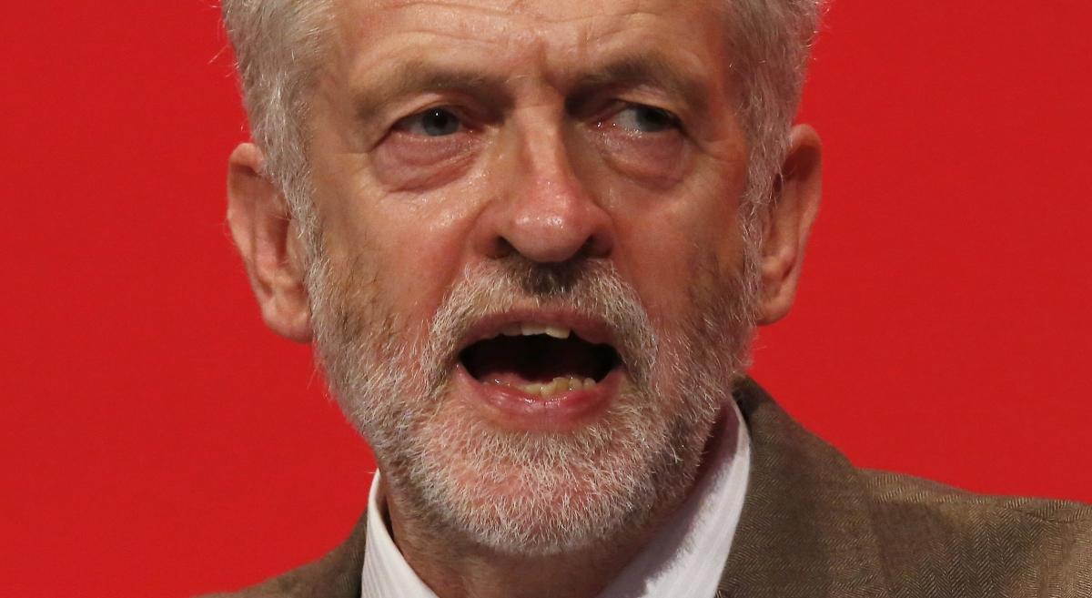 Jeremy Corbyn Labour party conference