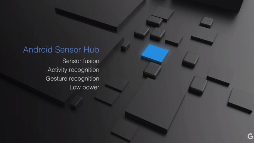 Nexus Sensor Hub