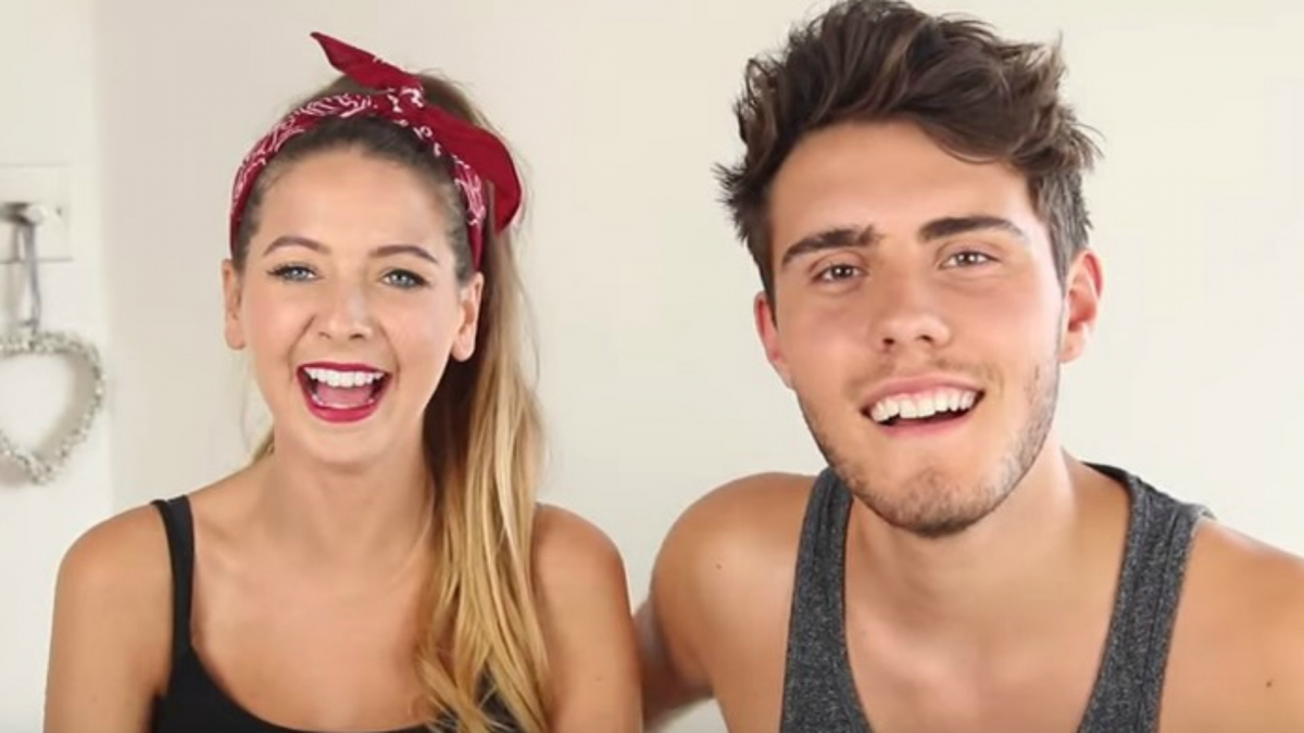 Pointlessblog and zoella dating announcement video