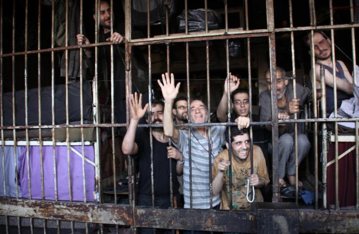Al-Assad opponents in Aleppo's main prison