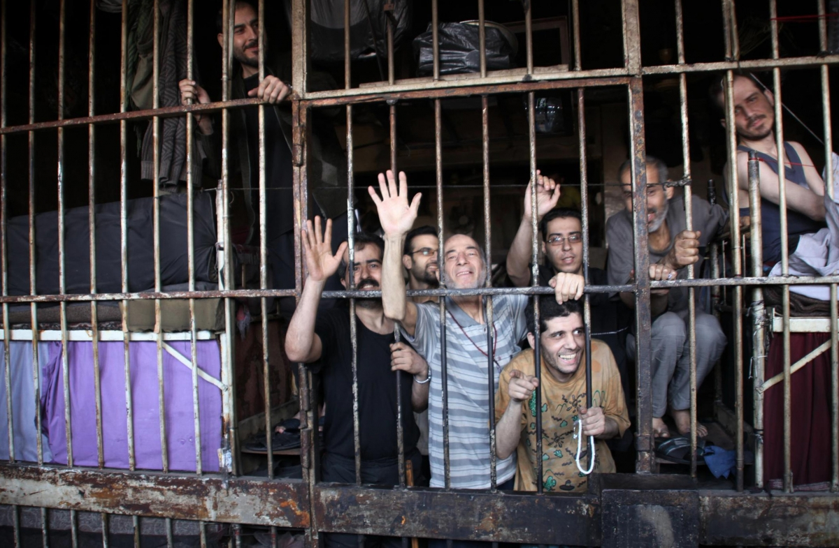 Al-Assad opponents in Aleppo's main prison