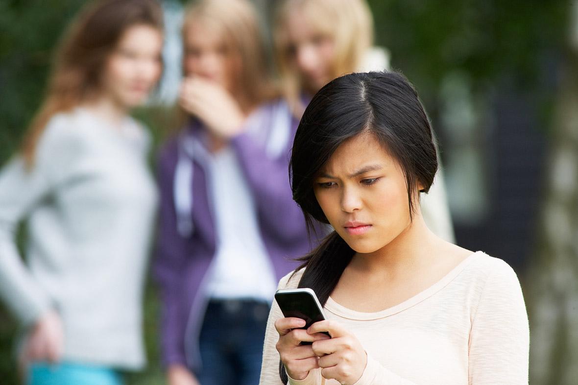 bullying cyberbullying