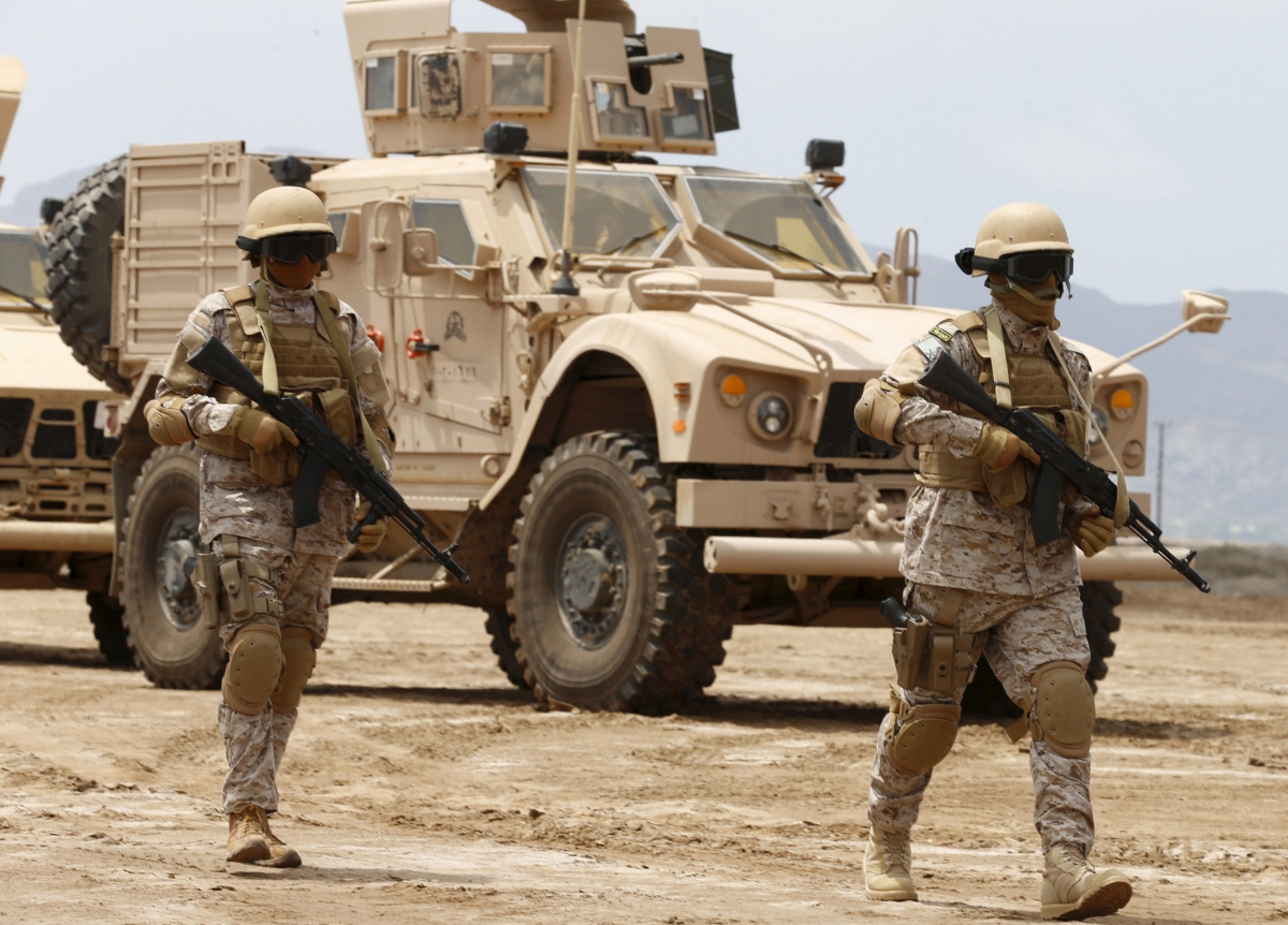 Saudi Houthis Yemen