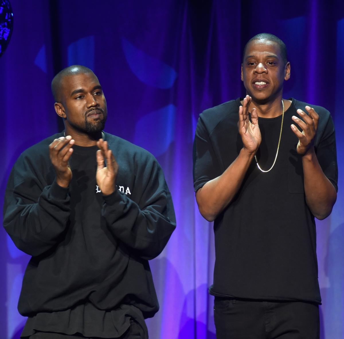 Jay Z Kanye West