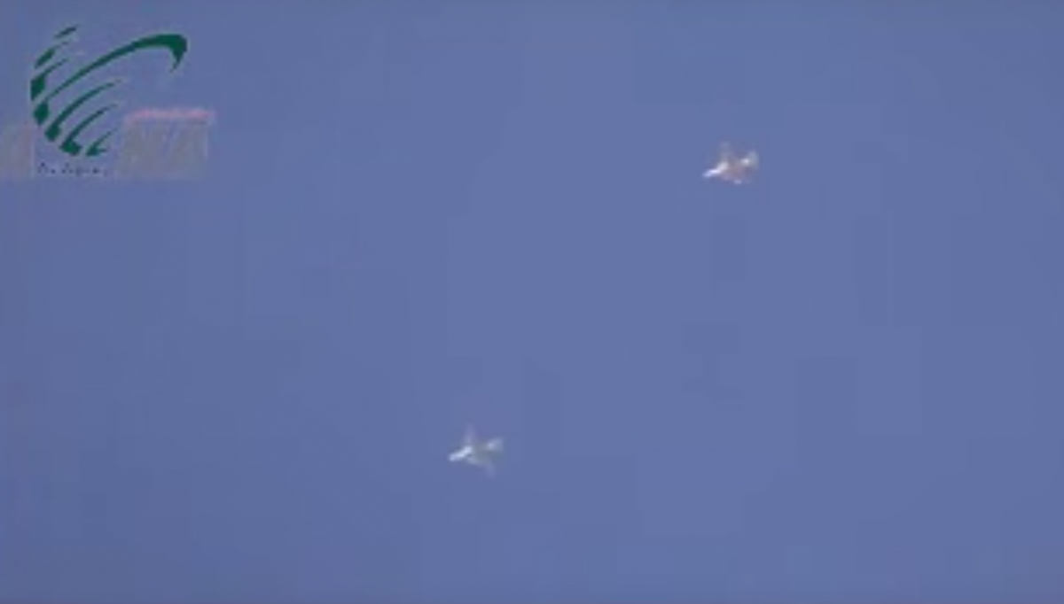 Russian jets Syria