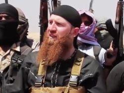 Chechen Isis leader Omar al-Shishani