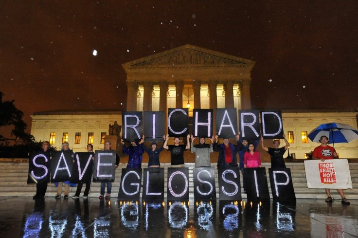 Richard Glossip supporters
