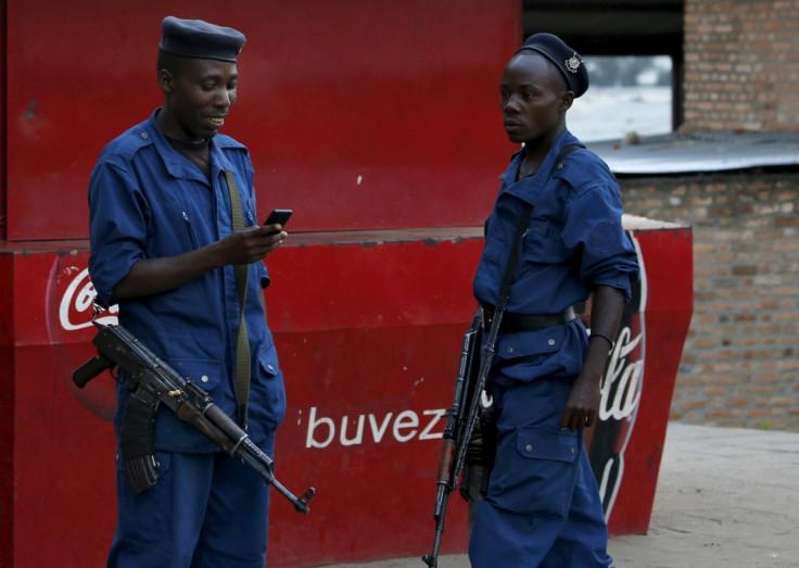 Burundi's police