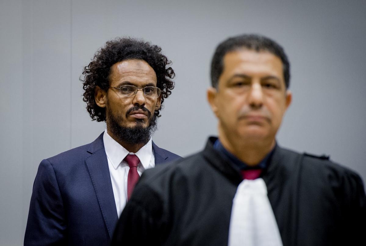 Alleged Islamist Ahmad al-Fadi al-Mahdi