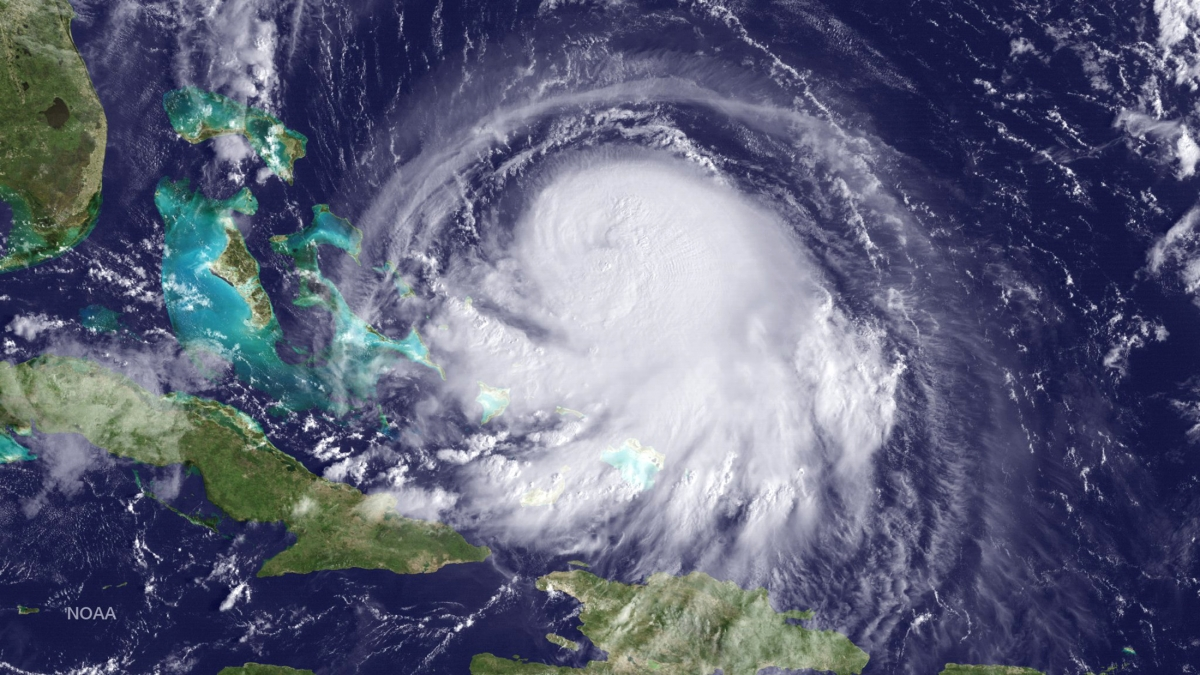 Joaquin hurricane Bahamas