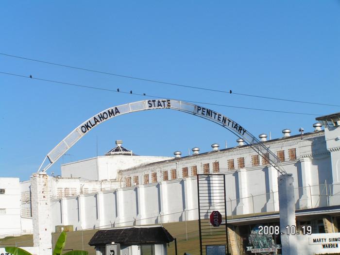 Glossip execution Oklahoma