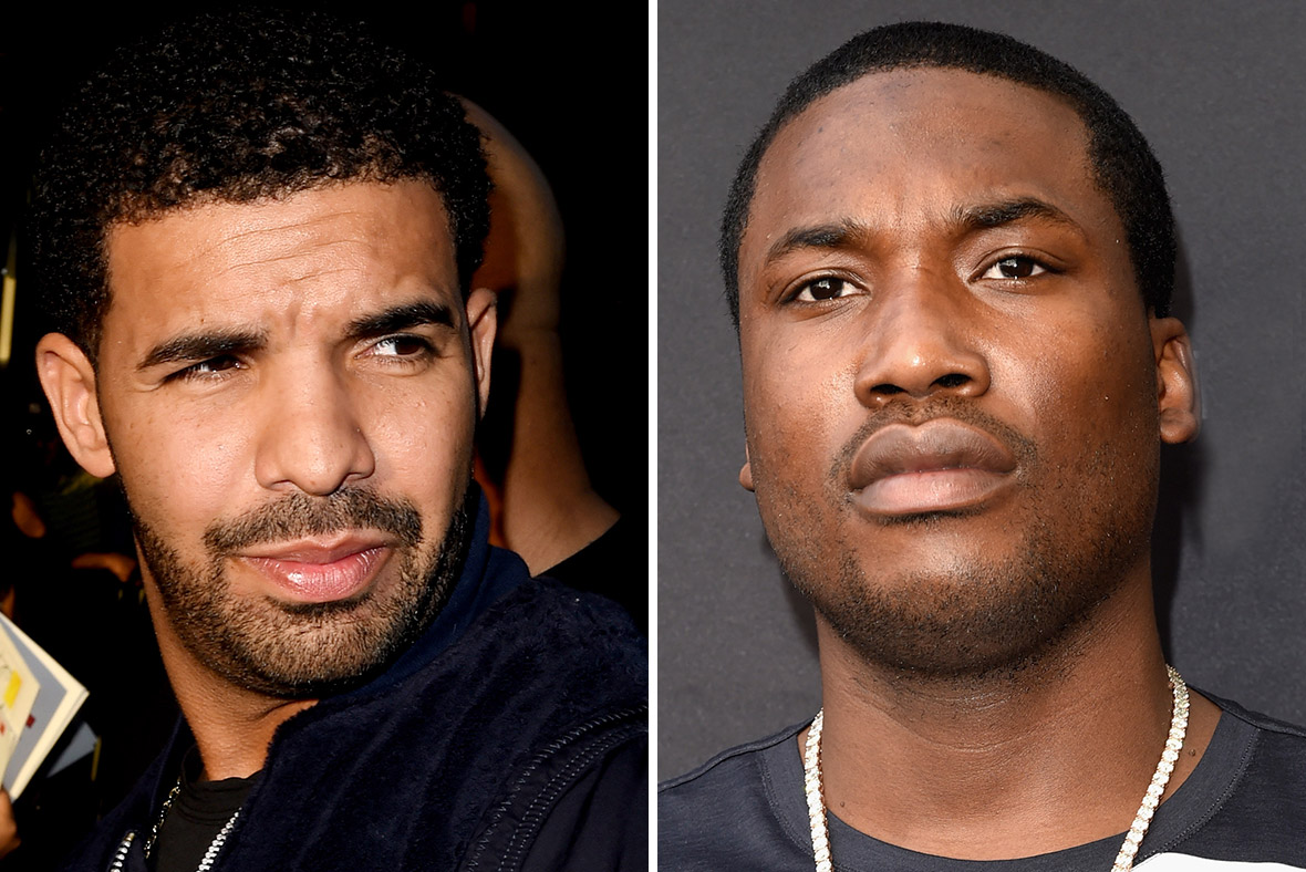 Image result for drake and meek mill