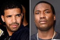 Drake and Meek Mill