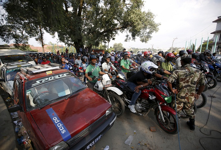 Fuel Crisis in Nepal