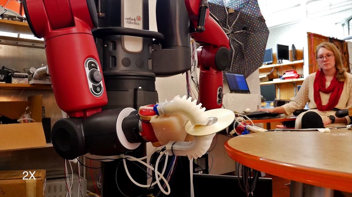 MIT's robotic hand can pick up anything
