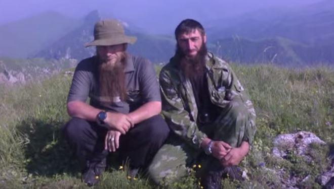 Fighter Tarkhan Ismailovich Gaziyev