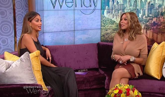 Nicole Scherzinger interview