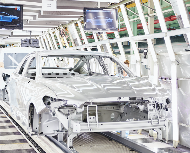 Ford Mondeo in Valencia factory