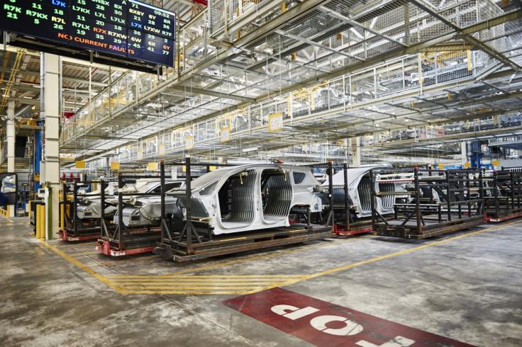 Ford factory Valencia