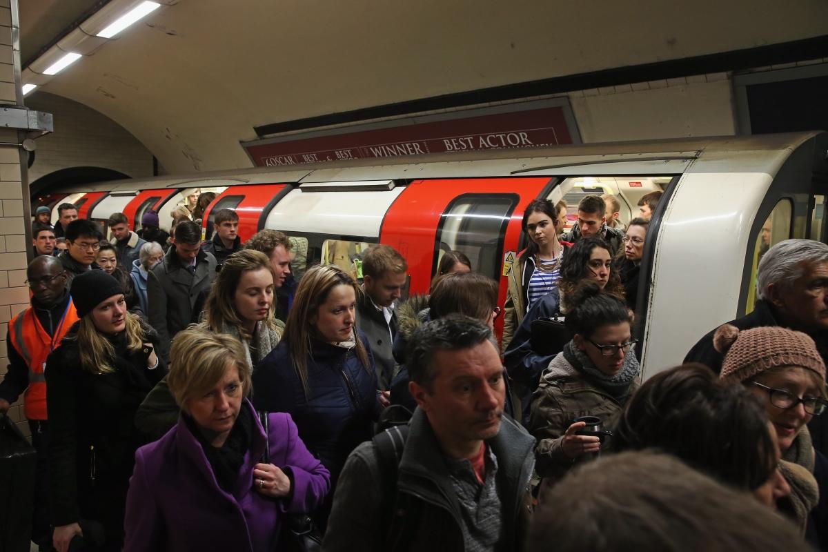 Jubilee line delay