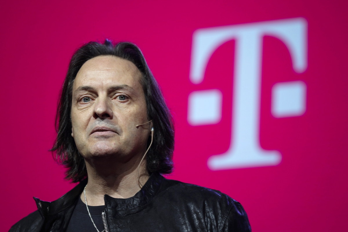 T-Mobile USA's John Legere is not impressed