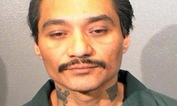 Serial killer Alfredo Prieto
