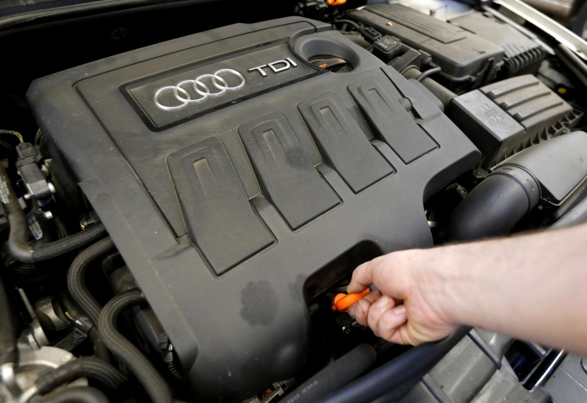 Volkswagen test rigging scandal