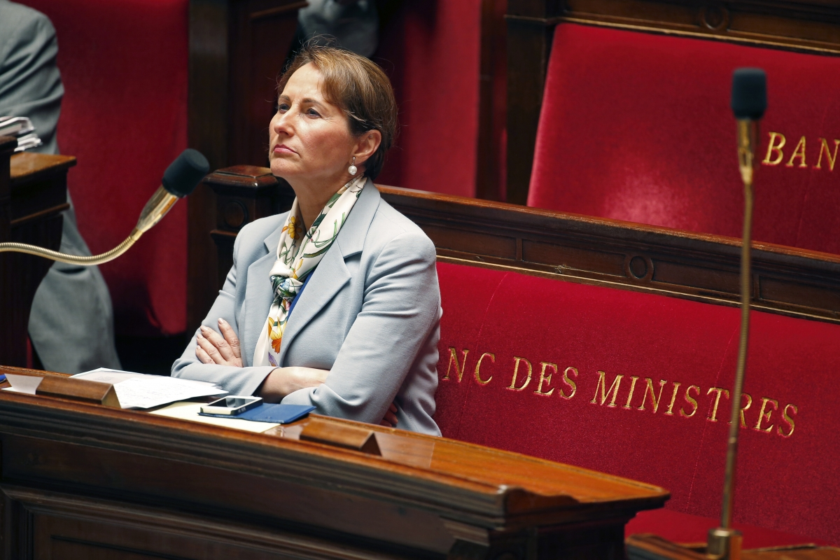 Segolene Royal and the Volkswagen scandal