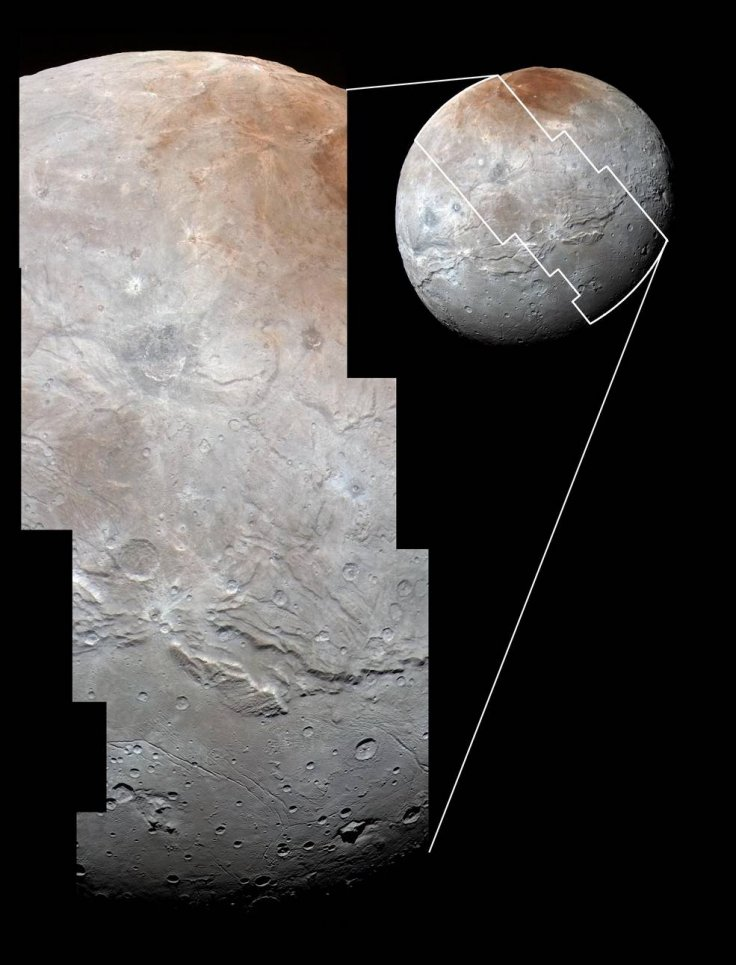 Charon\'s canyon
