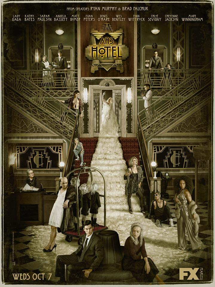 American Horror Story Hotel: Everything you need to know ahead of season 5 premiere