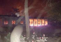 MSF Afghan hospital bombed